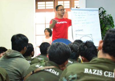 Program Mahasiswa Cerdas Baznas DKI 2019