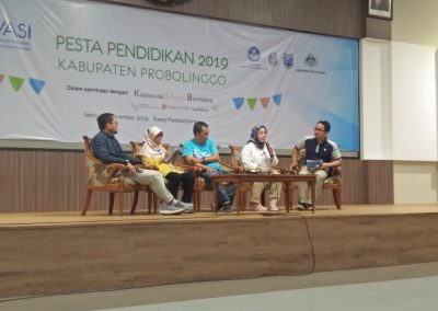 """""""PESTA PENDIDIKAN"""" Tahun 2019 Kabupaten Probolinggo"""