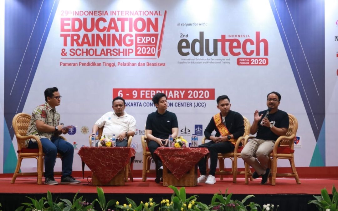 29th Indonesian International Education Training & Expo 2020