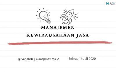 Manajemen Kewirausahaan Jasa