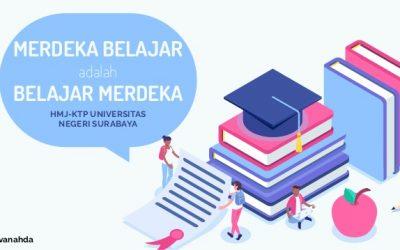 Merdeka Belajar adalah Belajar Merdeka